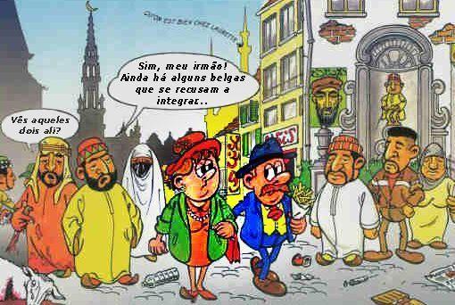 Resultado de imagem para islamismo e europa pós-moderna