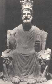 O deus Baal (Cartago)