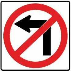 no-left