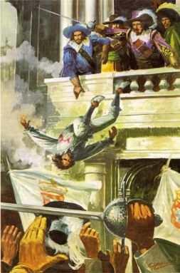 A queda de Miguel de Vasconcelos e Brito