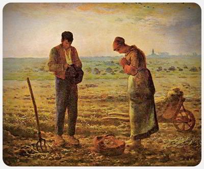 'Angelus', de Jean-François Millet