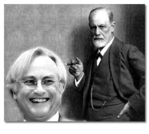 dawkins and freud web