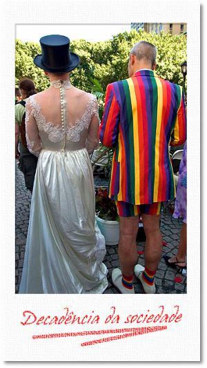 casamento gay decadencia da sociedade web