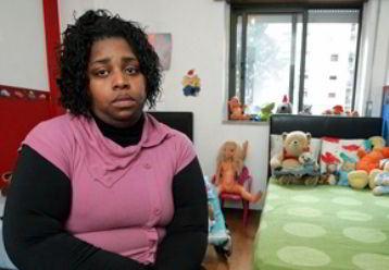 Liliana Melo, 34 anos, 10 filhos