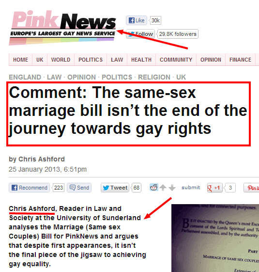 the same sex marriage bill isn't the end of the journey towards gay rights   PinkNews.co