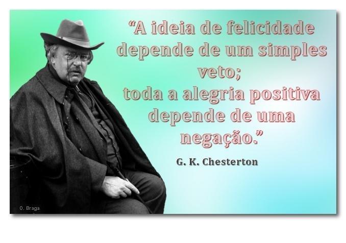 Chesterton FELICIDADE web