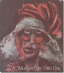 Otto Dix mulher