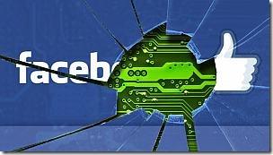 Facebook-crash