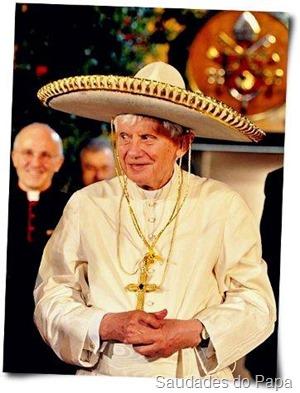 O Papa Web