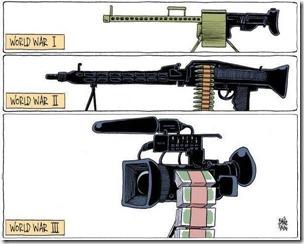 as metralhadoras