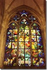 vitrais da catedral de praga