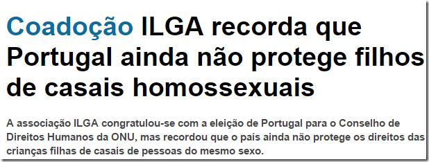 ilga filhos de gays