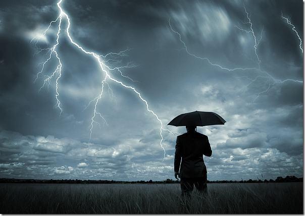 tempestade perfeita