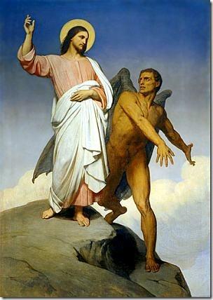 Jesus Cristo na montanha