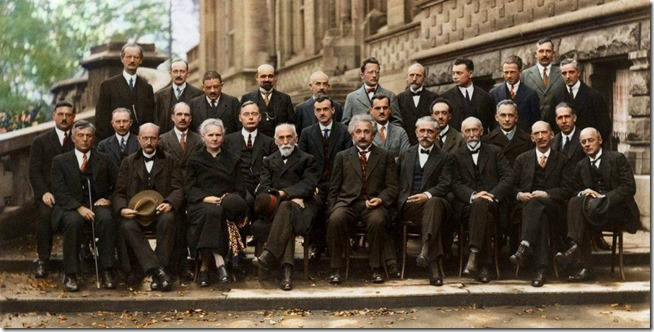 the solvay conference 1927 web