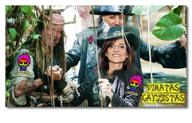 piratas gayzistas web