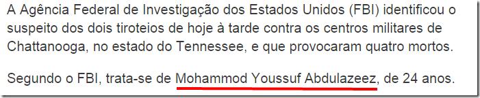 Mohammod Youssuf Abdulazeez