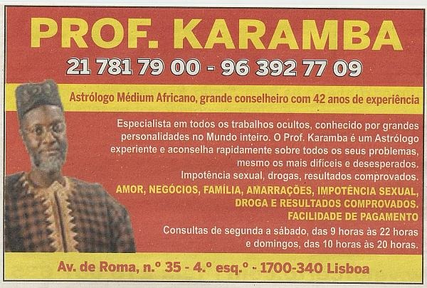Prof Karamba