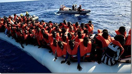 imigrantes-africanos-balsa