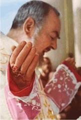 O Santo Padre Pio