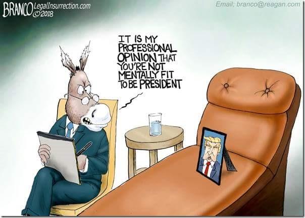 trump-demente