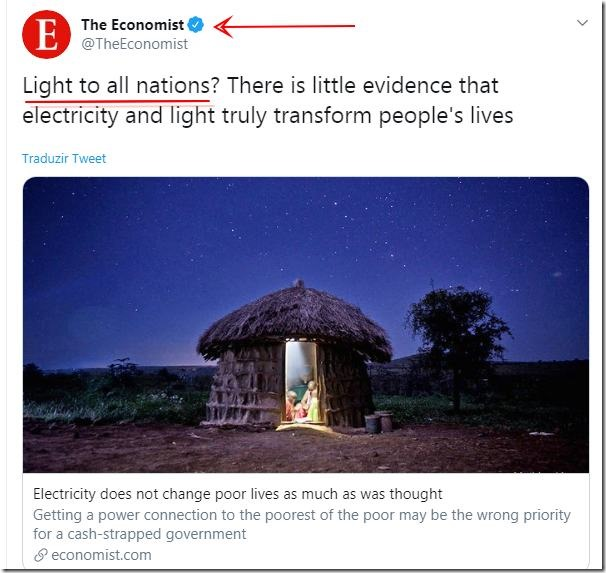 The Economist Light to all nations