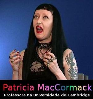Patricia MacCormack