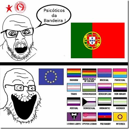 psicoticos da bandeira web