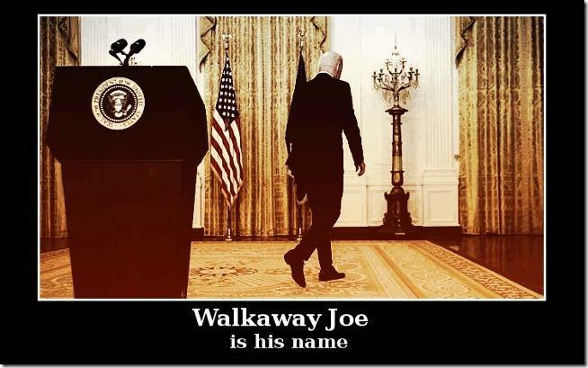 Walkaway Joe Biden web